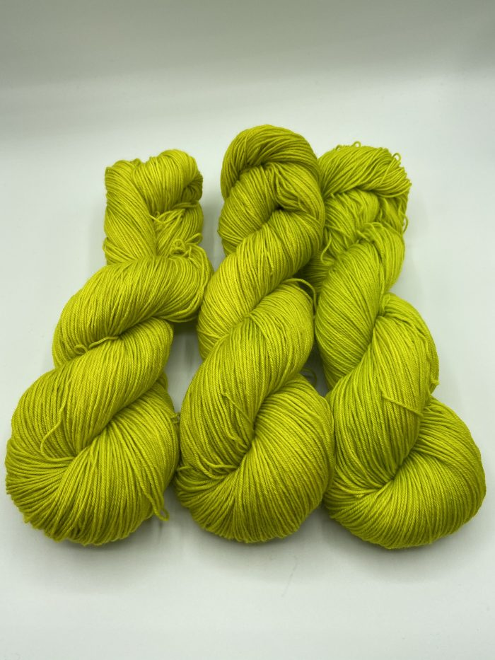 auto sock sunny chartreuse
