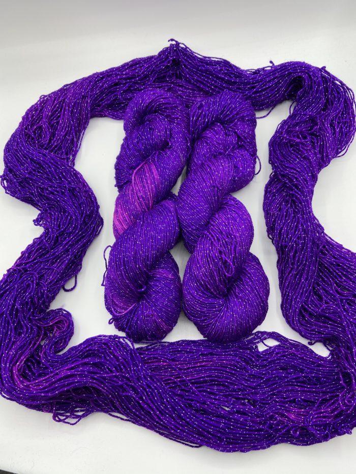 chrome sock the color purple